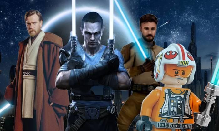 รวมทีมอัศวินแห่งจักรวาล Jedi ทุกคนที่เคยปรากฏตัวในวิดีโอเกมส์
