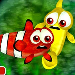 เกมส์จับคู่ Fish Eat Fish