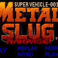 เกมส์อาเขต Metal Slug Rampage