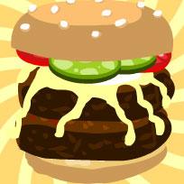 เกมส์ทำอาหาร XXL Burger