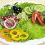เกมส์ทำอาหาร  Salad Day