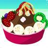 เกมส์ทำเค้ก Decorate Ice cream
