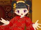 เกมส์แต่งตัว Cute Japanese Girl