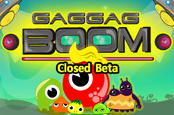 Gag Gag Boom เกมส์ตีตุ่นอวกาศ ผลงานจากคนไทย