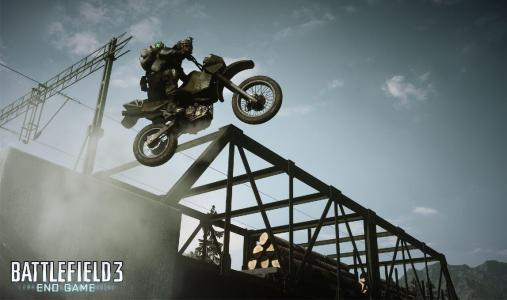 เกมส์ Battlefield 3: Endgame