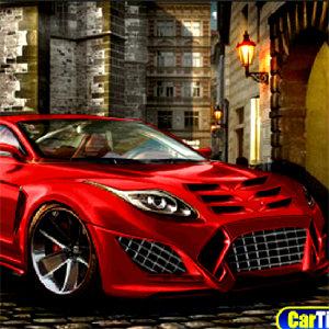 เกมส์รถแข่ง Coupe Vision