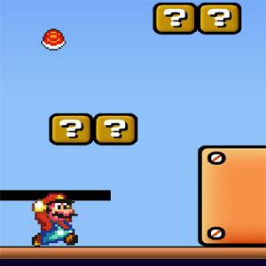 เกมมาริโอ้ Mario SMASH!