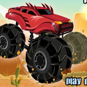 เกมส์รถแข่ง Extreme Trucks II