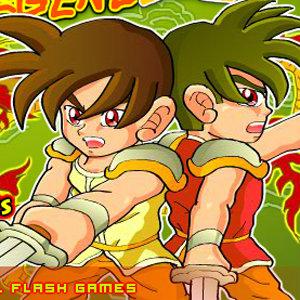 เกมส์ต่อสู้ Yan Loong Legend 2 : The Double Dragon