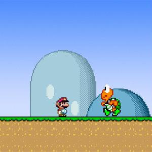 เกมมาริโอ้ Mario Jump Game