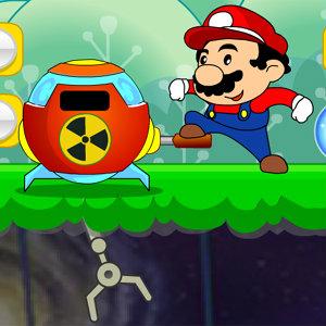 เกมมาริโอ้ Mario Miner