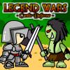 เกมส์ต่อสู้ Legend Wars ~Castle Defense