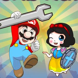 เกมมาริโอ้ เกมส์มาริโอกับเจ้าหญิงผจญภัย