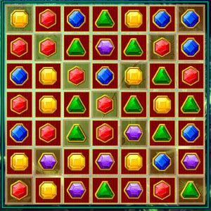 เกมส์เรียงเพชร Play Gem Match Deluxe