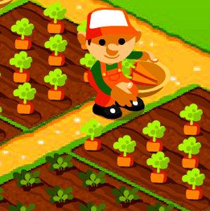 เกมส์ปลูกผัก Fresh Fruit Juice