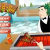 เกมส์ทำเค้ก Bar-b-que