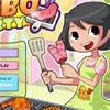 เกมส์ทำเค้ก hot-bbq-party