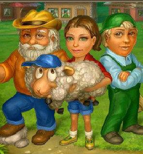 เกมส์ปลูกผัก FarmMania2