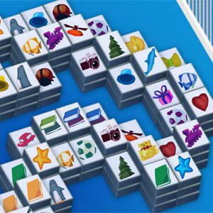 เกมส์จับคู่ Toy Mahjong