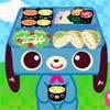 เกมส์เรียงเพชร sushi Box