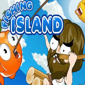 เกมส์ตกปลา fishing Island
