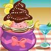 เกมส์ทำเค้ก Summer Ice Cream