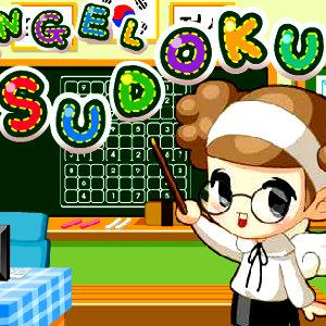 เกมส์กระดาน angle sudoku