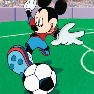 sports Mickey's Soccer Fever