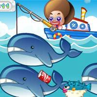 เกมส์ตกปลา Booby King of sea fishing