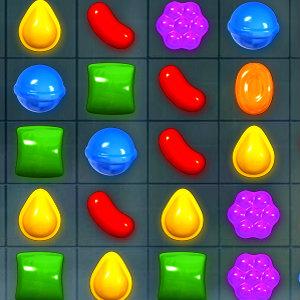 เกมส์ Candy Crush