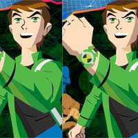 Ben 10 Alien Differences