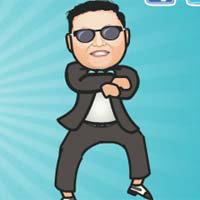 เกมส์เต้น-เกมส์ดนตรี เกมเต้น Oppa Gang nam Style