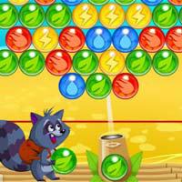 เกมส์ยิงลูกบอล Bubble Fox