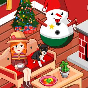 เกมส์แต่งบ้าน Christmas Rooms
