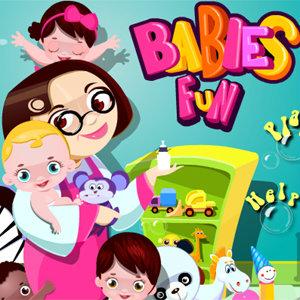 เกมส์เลี้ยงสัตว์ Babies Fun