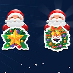 เกมส์ทดสอบความจำ santas christmas presents