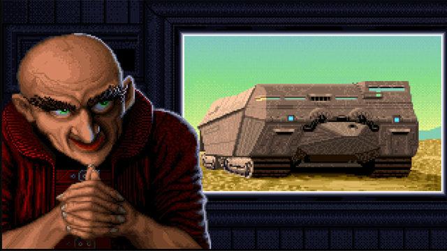 Dune II เกมส์ RTS เกมส์แรกของโลก นำมาสร้างใหม่ในแบบ HTML5