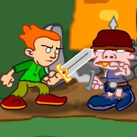เกมส์ต่อสู้ Pico of The Dark Ages