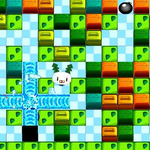 เกมส์อาเขต bombman rabbit