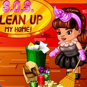 เกมส์แต่งบ้าน Help Me Cleaning