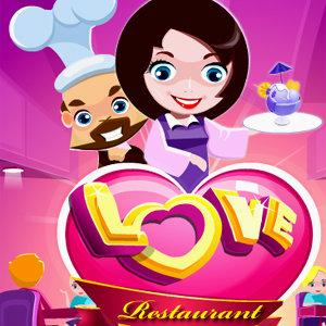 เกมส์ทำเค้ก Love Restaurant