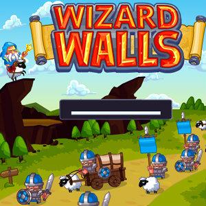 เกมส์วางแผน Wizard Walls