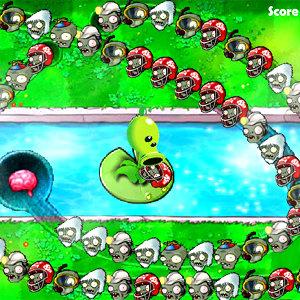 เกมส์ยิงลูกบอล zombie heads zuma