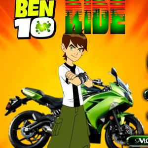 เกมเบนเทน ben10 ride