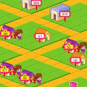 เกมส์เศรษฐี Judy's dream palace