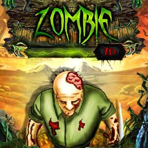เกมส์ซอมบี้ zombie td