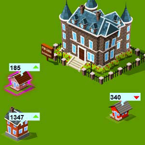 เกมส์ Real Estate Rush