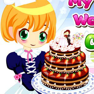 เกมส์ My Dream Wedding Cake game