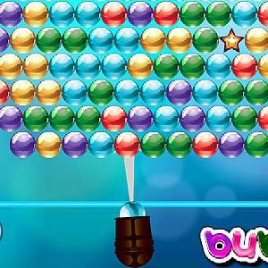เกมส์ยิงลูกบอล bubble shooter maja