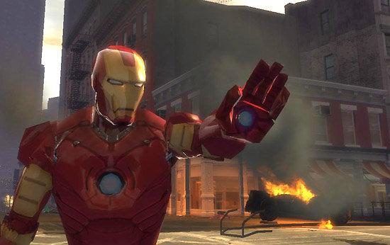 Iron Man กลายเป็นวายร้ายใน GTA IV Mod